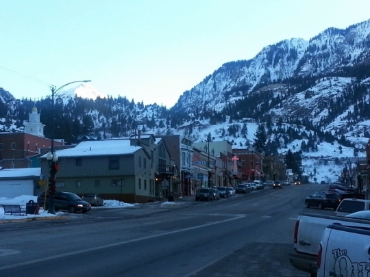 Main Street, Ouray, CO