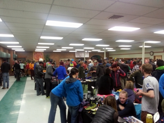 Ouray Community Center Gear Expo