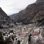 Main Street, Ouray, CO.