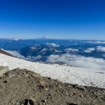 Camp Muir view