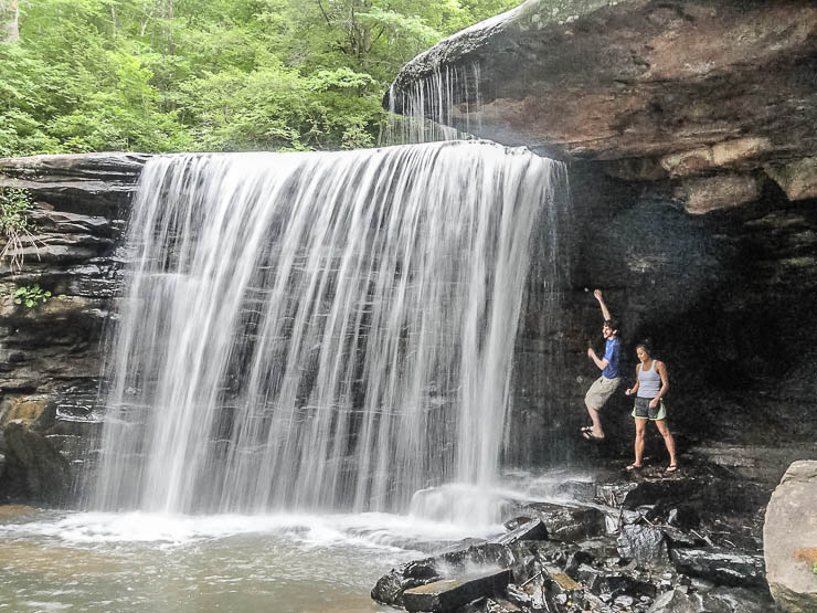 Climbing at New River Gorge Memorial Day Weekend west-virginia, trip-reports, rock-climbing