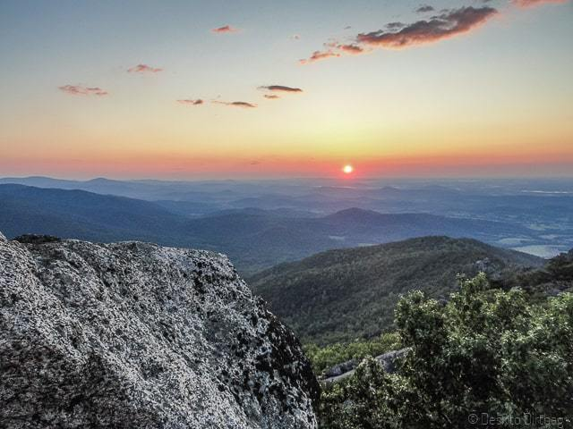 Old Rag at Sunrise