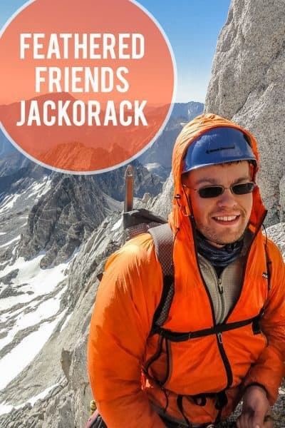 Feathered Friends Jackorack Long Term Review