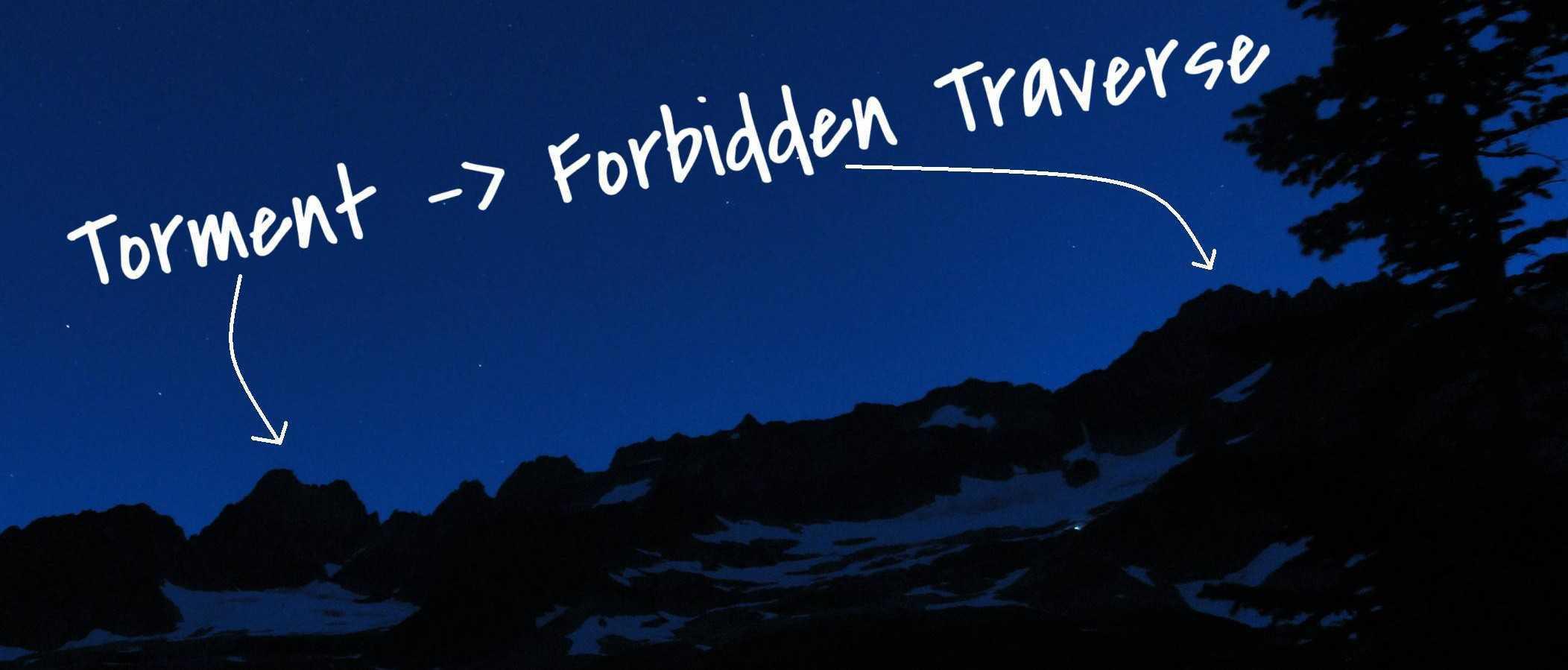 Torment-Forbidden Traverse