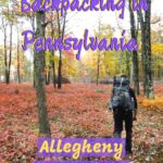 Backpacking the Allegheny Front Trail in Pennsylvania (42 miles) trip-reports, pennsylvania, backpacking