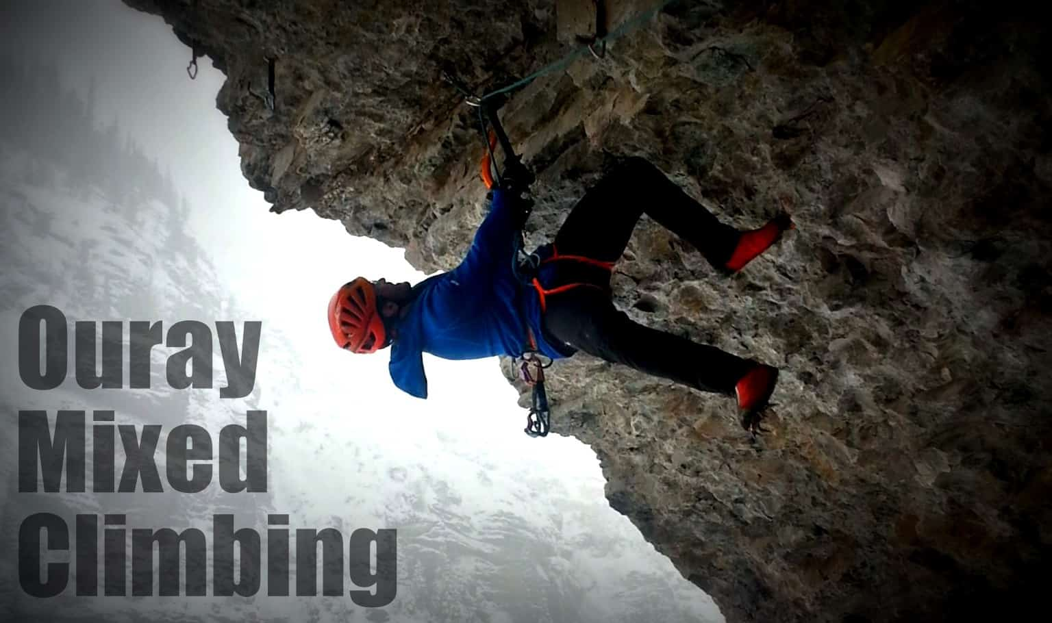 Ouray Mixed Climbing