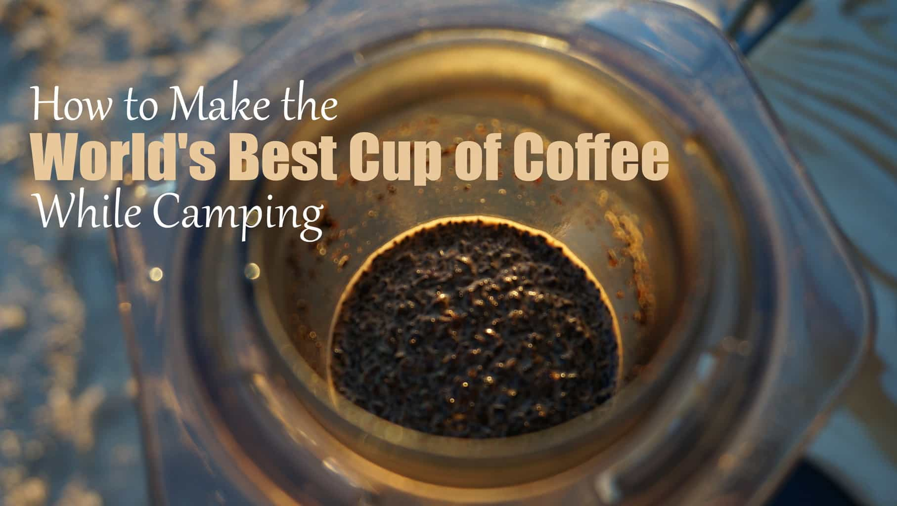 How to prepare to go camping