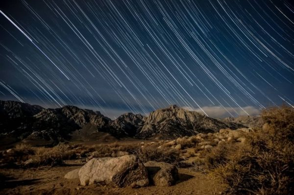 How to Take Star Trail Photos from Desk to Dirtbag.