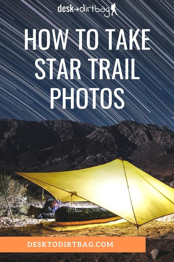Guide on How to Take Star Trail Photos