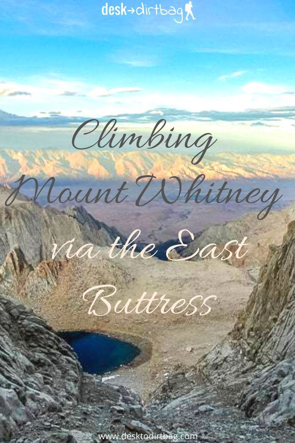 Climbing Mount Whitney via the East Buttress trip-reports, rock-climbing, alpine