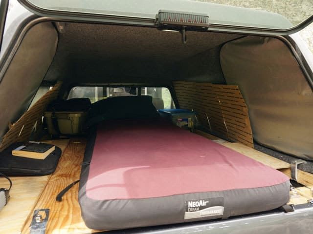 Thermarest NeoAir Dream - one of my favorite products for life on the road
