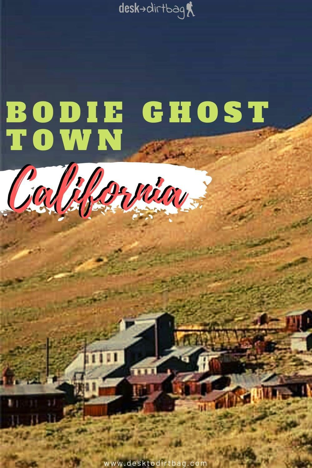 Visiting the Ghost Town of Bodie California travel, north-america, california