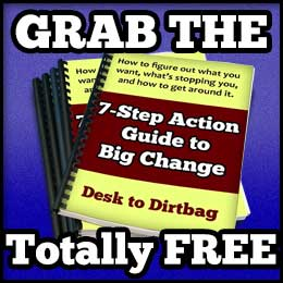 Download the 7-Step Action Guide to Big Change totally FREE