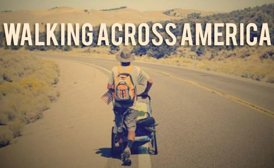 Walking Across America with Nate Damm