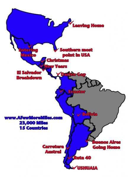 Overlanding the Americas - Ben Slavin