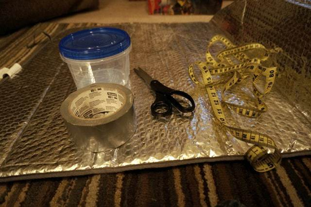 DIY Dirtbag Insulated Bowl for Camping and Backpacking