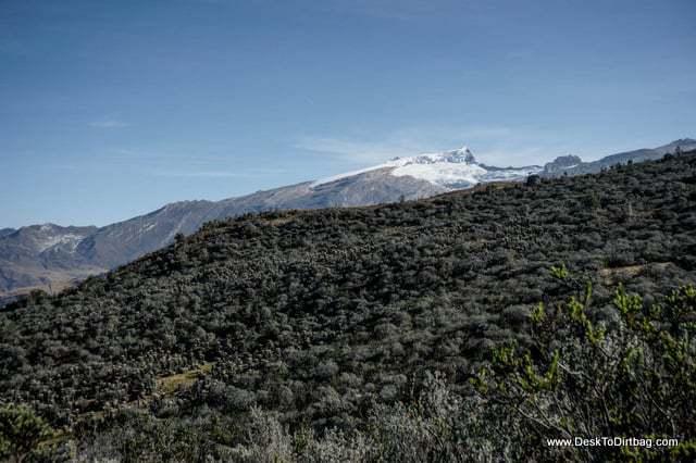 Ritacuba Blanco - sierra nevada del cocuy