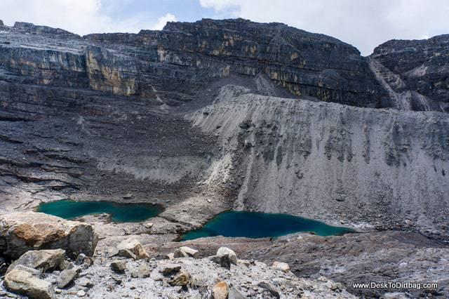 Hiking Pan de Azúcar - Sierra Nevada del Cocuy