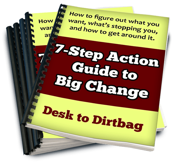 Work Less. Live More. 7-Step Action Guide to Big Change