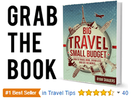 Big Travel Small Budget book