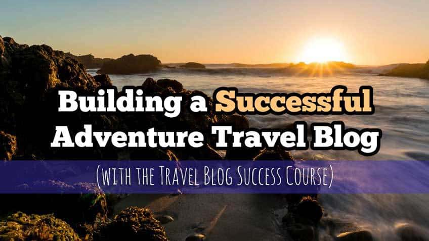 travel blogs become successful blogger