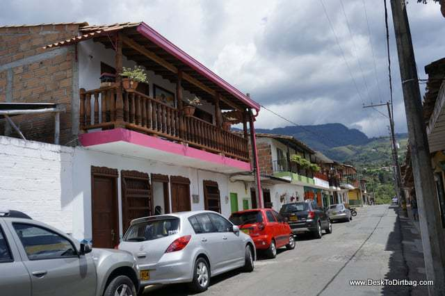 The narrow streets of Jardin - things to do in jardin colombia