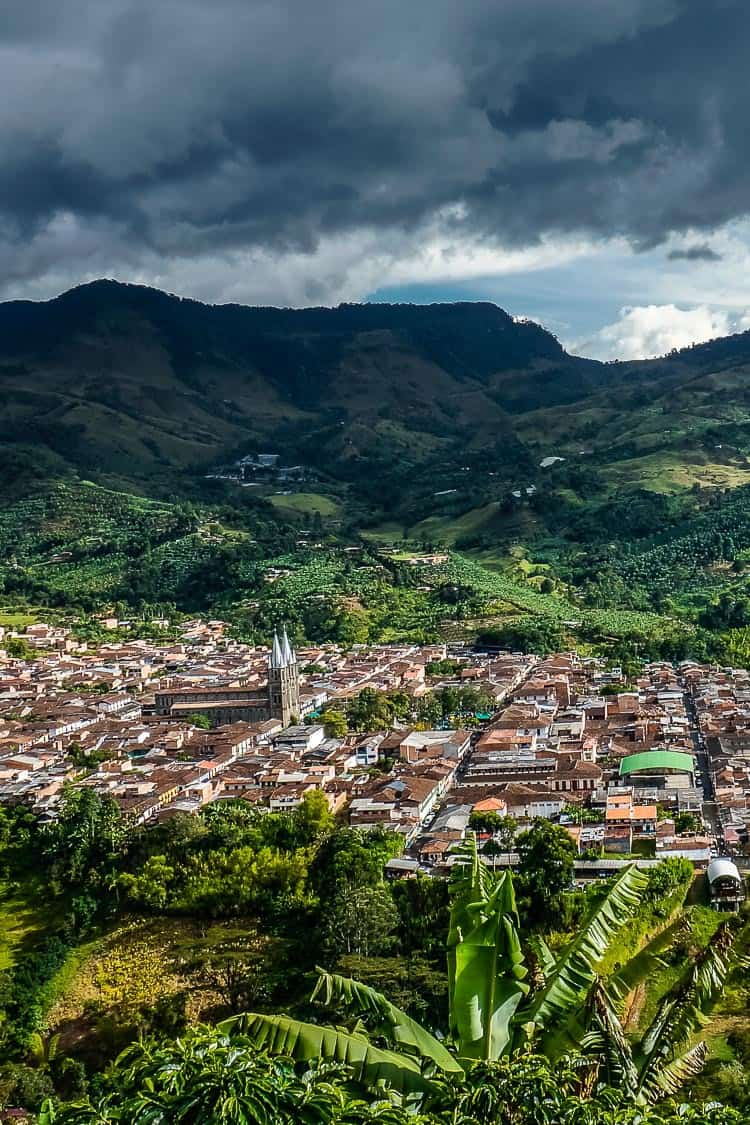 Escaping to jardin colombia and what to do when you 39 re for Jardin kolumbien