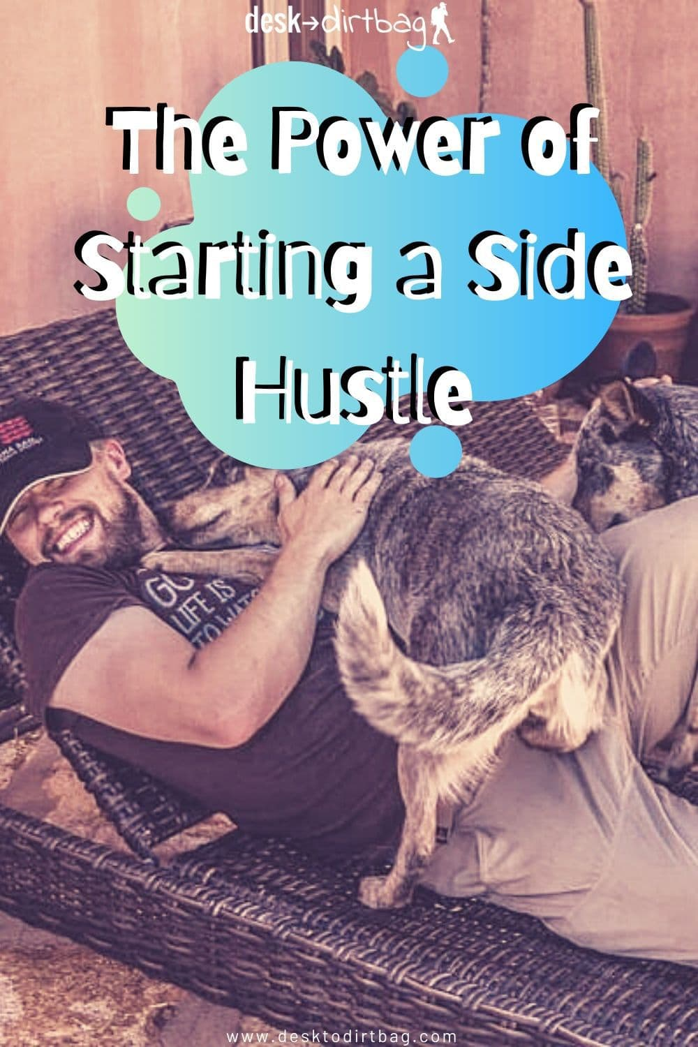 The Power of Starting a Side Hustle (Work Online While Traveling) freelancing