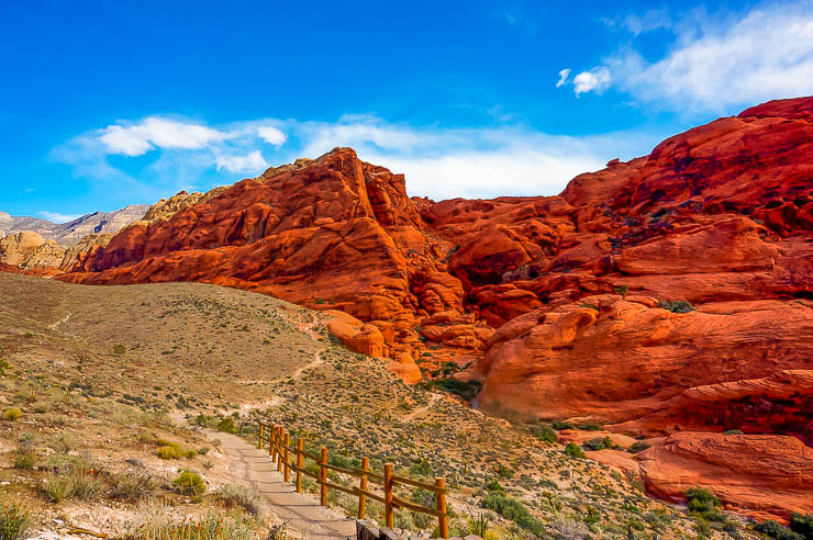 A Guide to Visiting Red Rock Canyon in Las Vegas, Nevada travel, outdoors, north-america, nevada