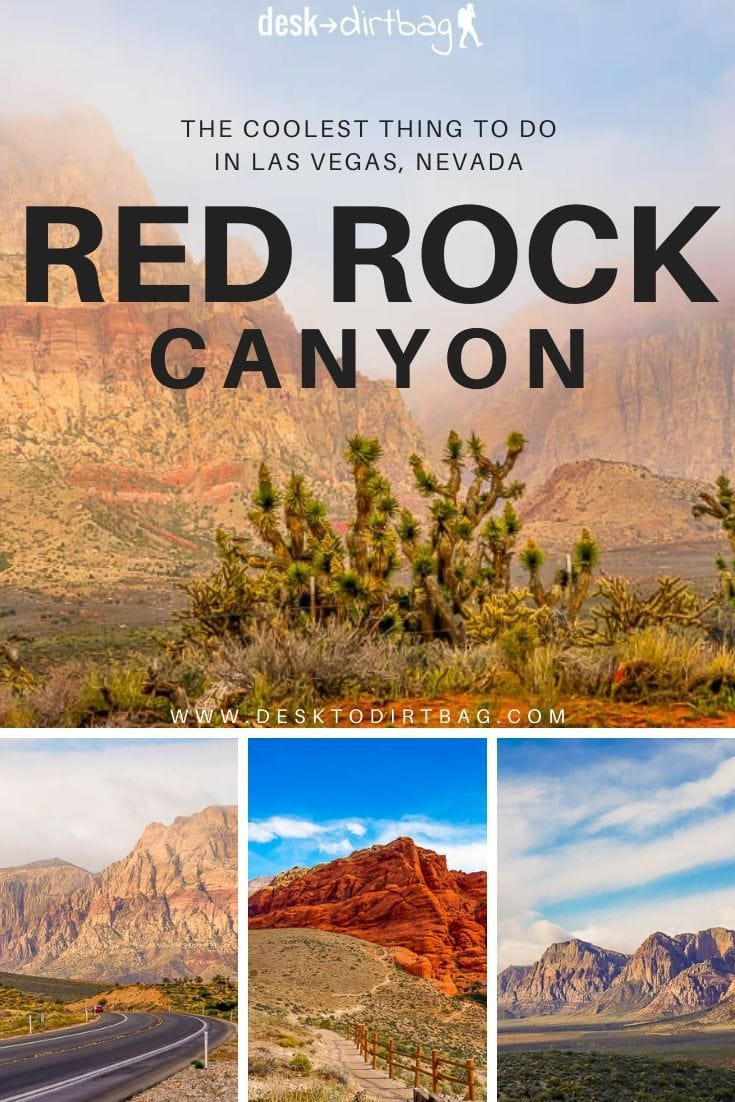 Visiting Red Rock Canyon - What to See, Do, and More Tips