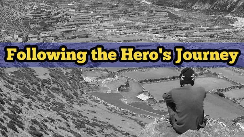 How to Follow the Hero's Journey to Guide Your Life
