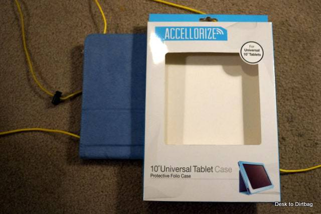 Generic $9 tablet case from Walmart.