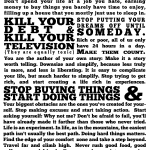 Dirtbag Manifesto - How I Aim to Live My Life via www.desktodirtbag.com