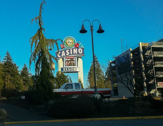 One of the many, many tribal casinos across the American West.
