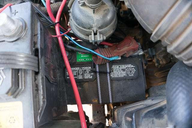 truck camping dual battery setup-2