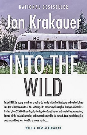 Into the Wild, a must read travel book