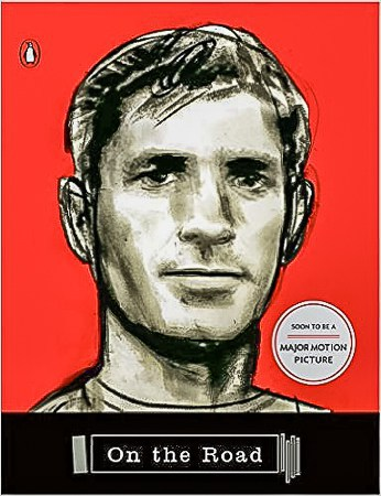 On the Road by Jack Kerouac, a must read travel book