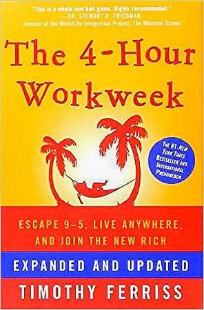 The Four Hour Workweek, a must read travel book