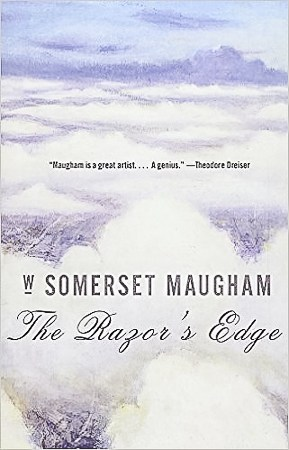 The Razor's Edge, a must read travel book