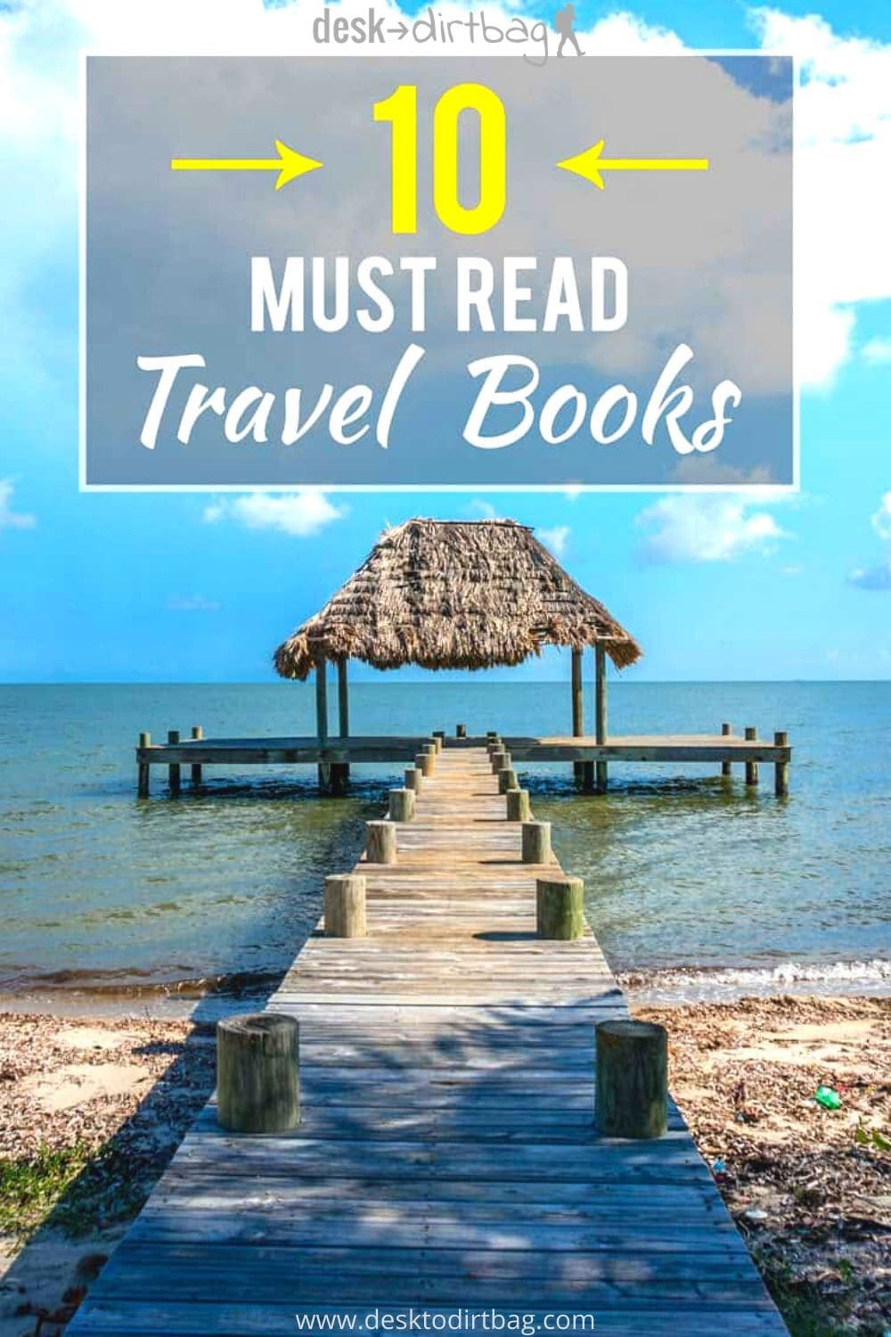 The Best Travel Books Ever Written: Get Inspired and Get Out There travel, books