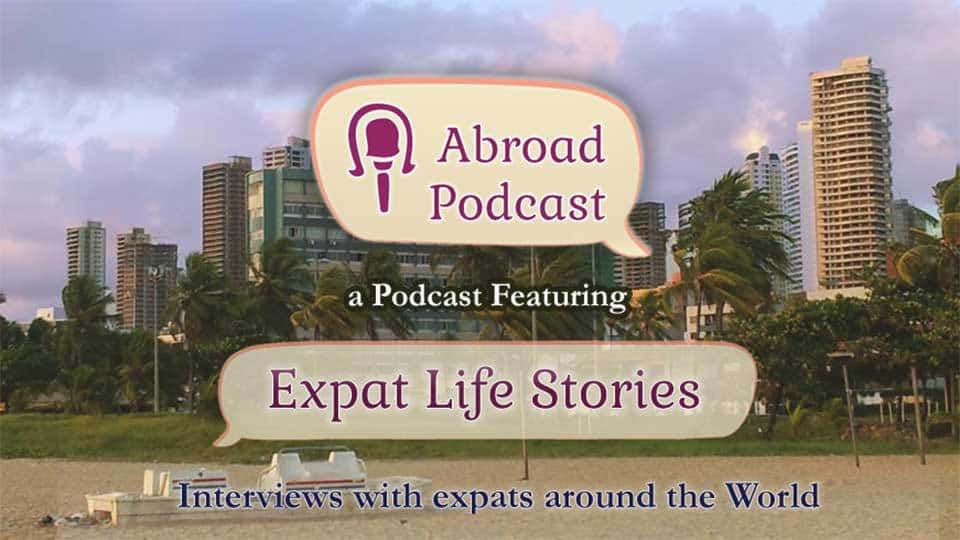Abroad Podcast Interview with Mariza