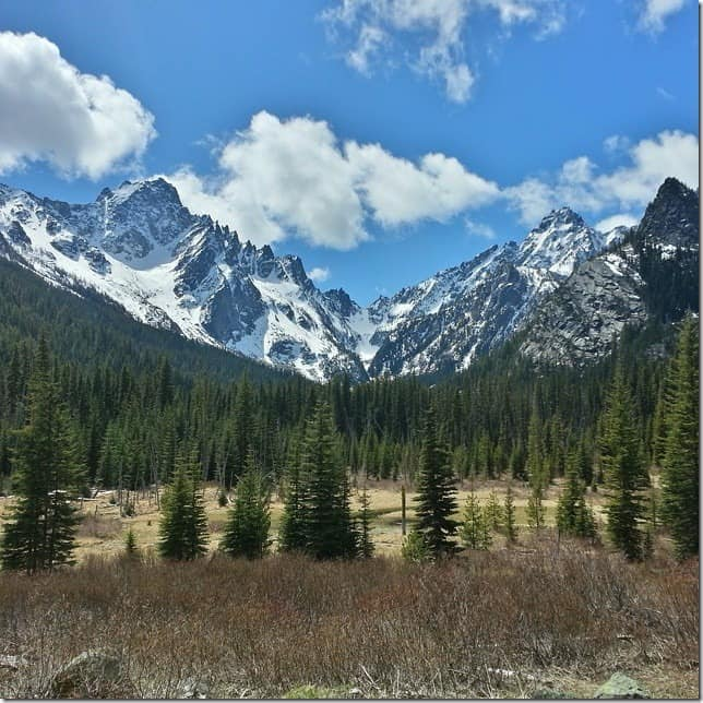 The area near Leavenworth has a lot to offer