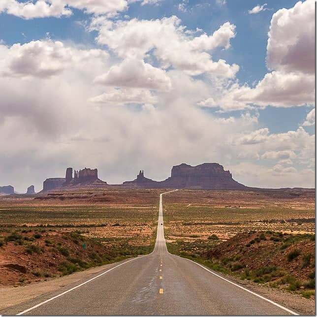Be awed by Monument Valley