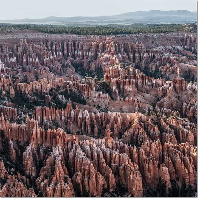 See the glow of the hoodoos in Bryce Canyon National Park