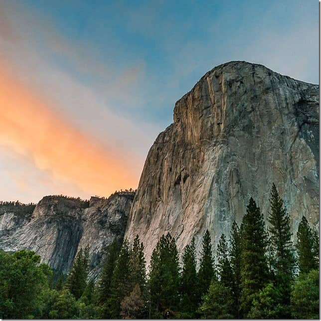 Visit the granite cathedral in Yosemite National Park - 49 Places to Visit on the Ultimate West Coast Road Trip