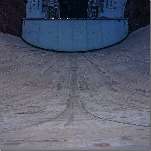 Stare down the mighty Hoover Dam