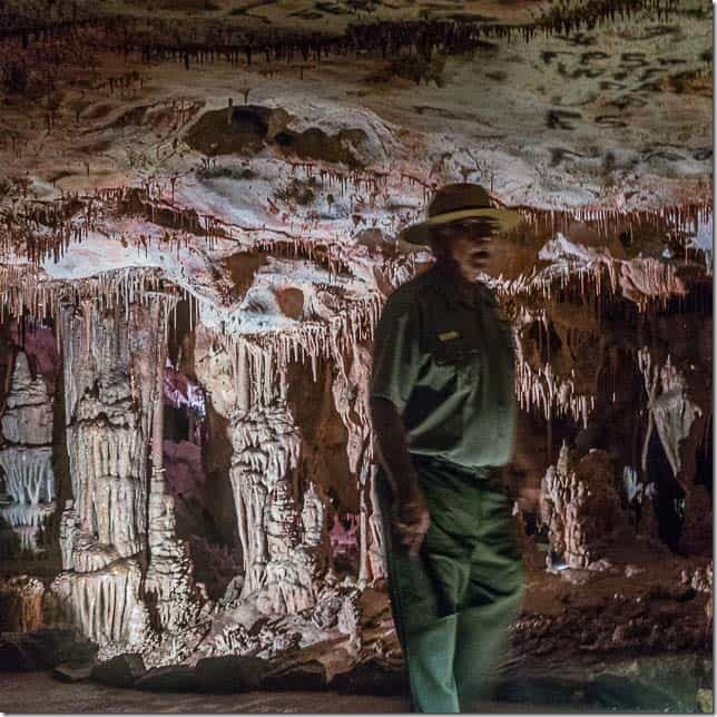 Tour the depths of the Lehman Cave
