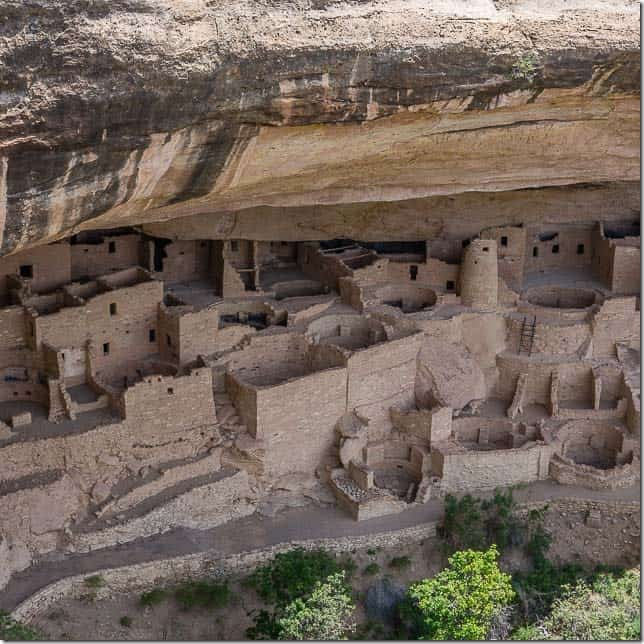 Visit the cliff dwellings at Mesa Verde National Park
