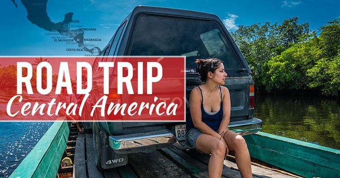 Road Trip Central America - 6 Months, 8 Countries, 1 Epic Adventure