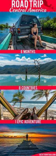 Road Trip Central America